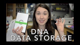 Storing Data in DNA?! w/ Dina Zielinski