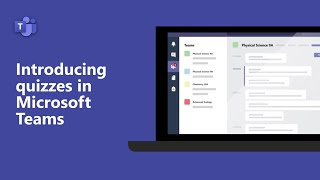 Introducing Quizzes In Microsoft Teams