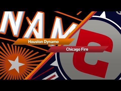 Highlights: Houston Dynamo vs. Chicago Fire | October 22, 2017