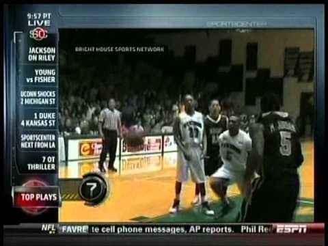 Marcus Jordan Dunk On SportsCenter Top 10