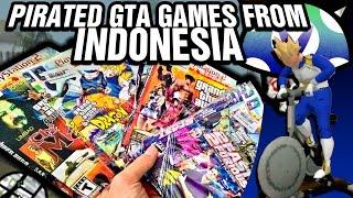 [Vinesauce] Joel - Pirated GTA Games From Indonesia ( FULL STREAM )
