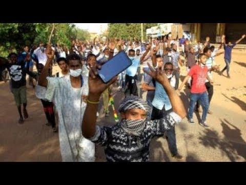 عودة على أحداث شهر من المظاهرات في السودان  - نشر قبل 7 دقيقة