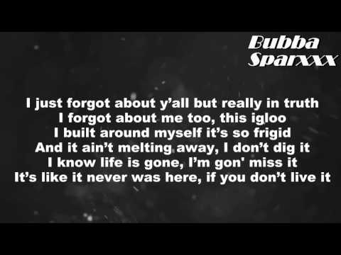 Bubba Sparxxx feat Crucifix - Splinter Lyrics