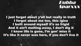 Bubba Sparxxx feat Crucifix - Splinter Lyrics