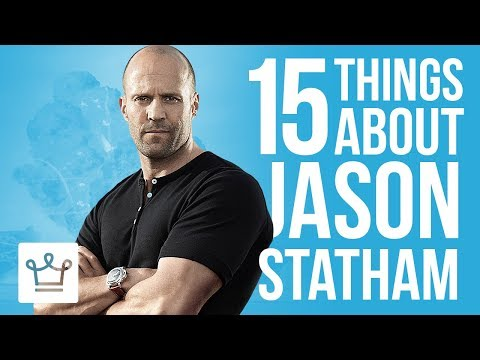 15 Things You Didn't Know About Jason Statham