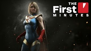 The First 19 Minutes of Injustice 2