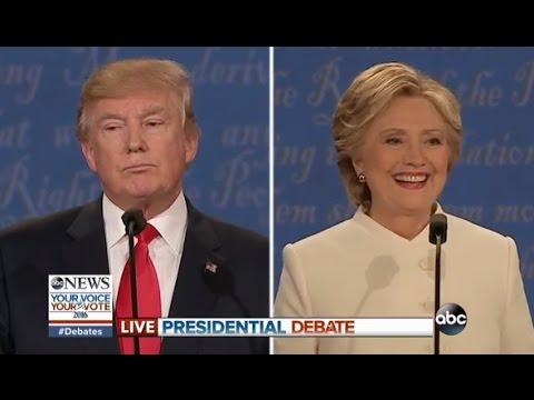 Third Presidential Debate Highlights | WikiLeaks, Russia & Nuclear Weapons
