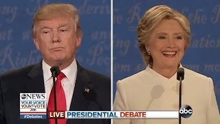 Third Presidential Debate Highlights | WikiLeaks, Russia & Nuclear Weapons