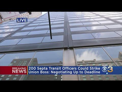 SEPTA Transit Police, Union Negations Underway