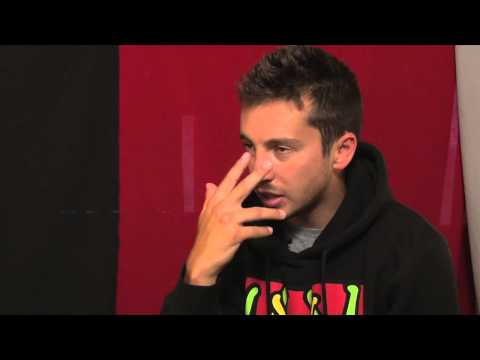 Twenty One Pilots Interview - Tyler (part 1)