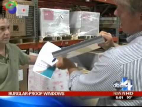 Use of Bullet Resistant polycarbonate in Salt Lake Valley