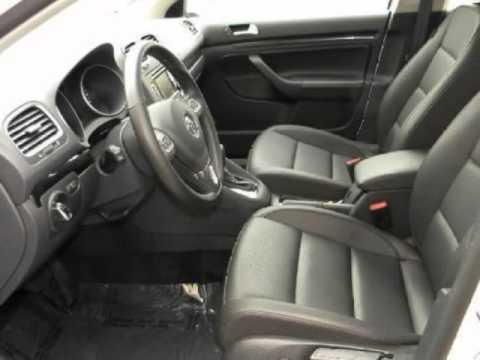 2011 VOLKSWAGEN Jetta SportWagen SE 4dr Auto DSG Sunroof 1 Owner Certified