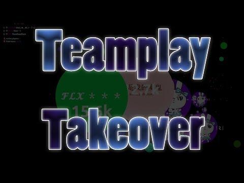 Agar.io - Teamplay Takeover VS Randoms [ჯ⁵] [*⦂] thumbnail