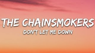 The Chainsmokers - Don  39 t Let Me Down  s  ft  Daya Resimi