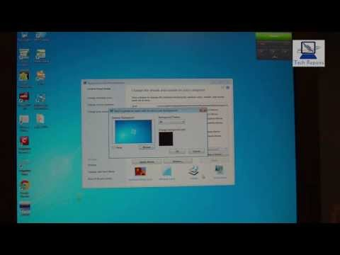 How To Add Personalization Panel In Windows 7 Starter