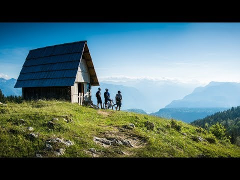 Slovenia mountain bike tour -  Ride Alps to Adriatic