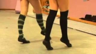 Утро с Губернией. Ирландские танцы
