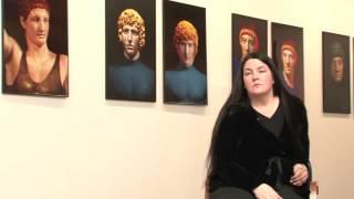 Ольга Тобрелутс. Новая Мифология / Olga Tobreluts. The New Mythology.