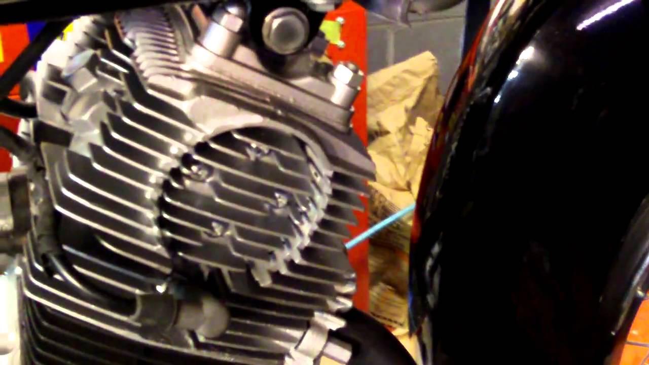 hight resolution of oakys garage 1964 honda ca95 restore 3