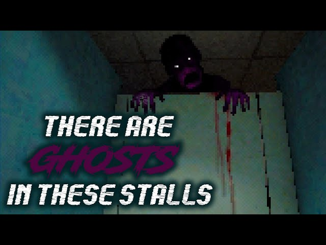 THERE ARE GHOSTS IN THESE STALLS Gameplay