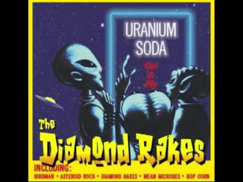 The Diamond Rakes - Asteroid Rock