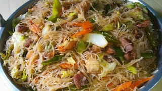 PANCIT BIHON || Best for Occasion || Pancit bihon recipe