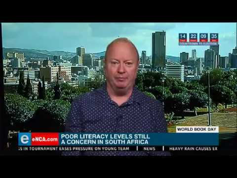 South Africans have a poor reading culture