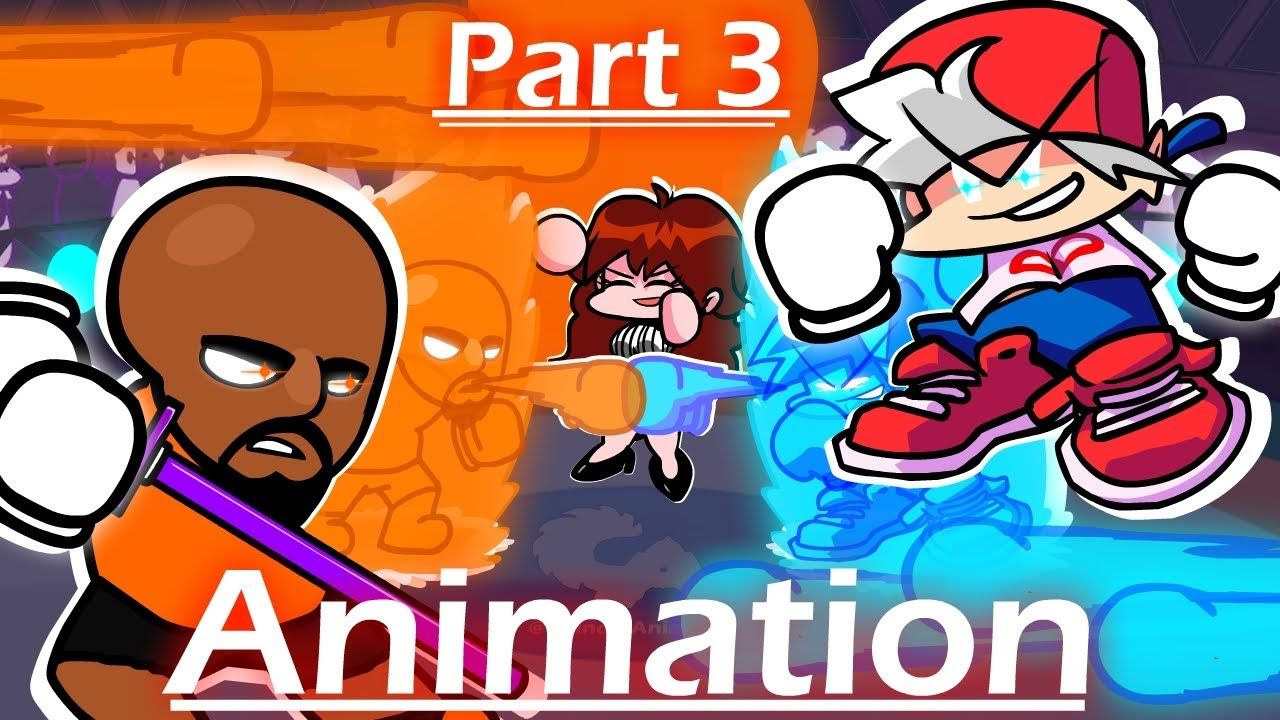 Download Matt vs Boyfriend Boxing Fight Part 3 (Friday Night Funkin' Animation)