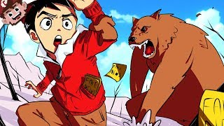 BEAR ATTACK!   The Worst Liar in History (Project Winter   TTT-esque Game)