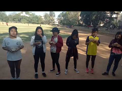 Eating competition-bangalore Mso southzone sports, 2018
