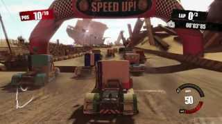 Truck Racer PC Gameplay 720P