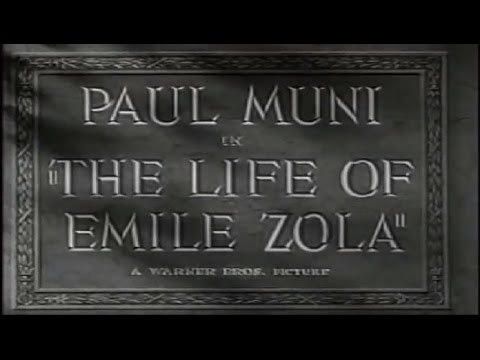 The life of Emile Zola (1/2)