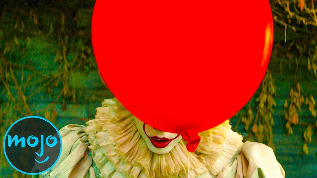 Top 10 Most Visually Striking Horror Movies