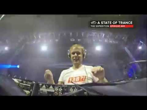 Armin van Buuren @ A State Of Trance 600 The Expedition   Mexico City 16 feb 2013