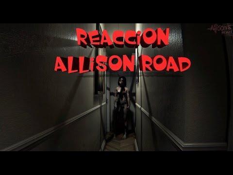 ALLISON ROAD - Reacción GAMEPLAY | Acojona..Y MUCHO