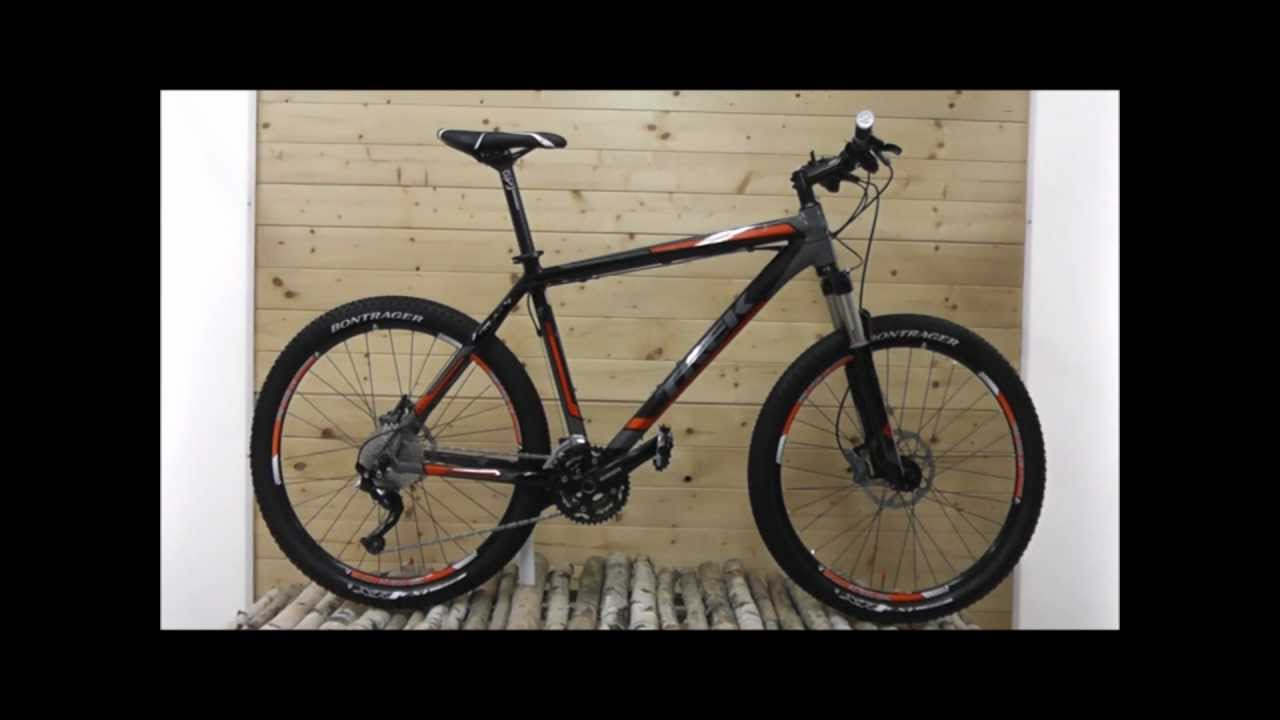 Trek 6500 black 2012 wmv