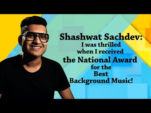 Download Lagu  Shashwat Sachdev: Aditya Dhar called me when my name was announced for the Best Background ! Mp3 Free