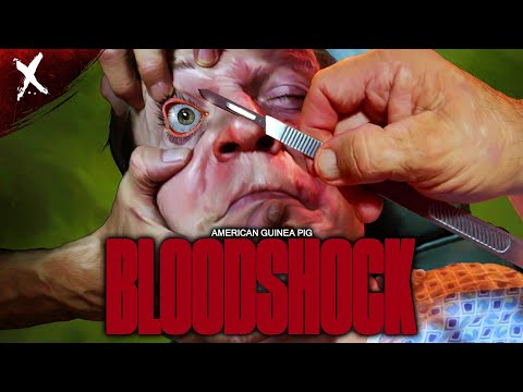 American Guinea Pig: Bloodshock (2015) - Extreme Horror Movie Review