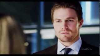 Oliver and Felicity (Olicity) - 2x06 - My feelings about the episode.