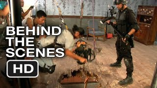 Video The Raid: Redemption - Behind the Scenes - Martial Arts Action Movie (2011) HD download MP3, 3GP, MP4, WEBM, AVI, FLV September 2019