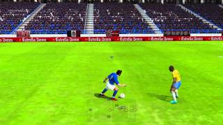 Italy vs. Brazil - 2014 - NEW SOCCER GAME FOR PC