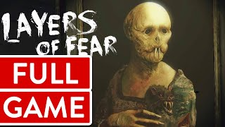 Layers of Fear [042] PC Longplay/Walkthrough/Playthrough (FULL GAME)