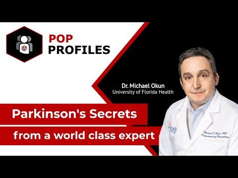 Download Parkinson's Secrets from world class expert Dr. Michael Okun