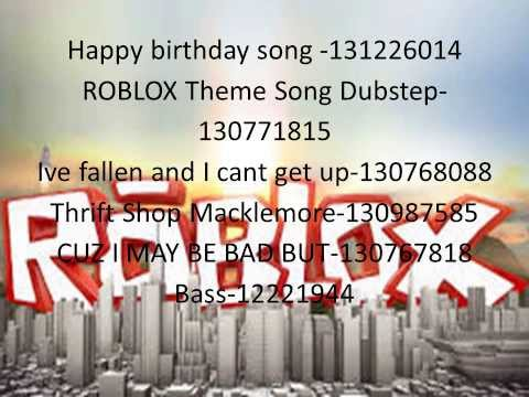 10,000 Roblox Music UPDATED DESCRIPTION 2016 MOST CODES IN COMMENTS BY ME