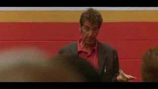 "Al Pacino - Any Given Sunday  - ""Inch By Inch"""
