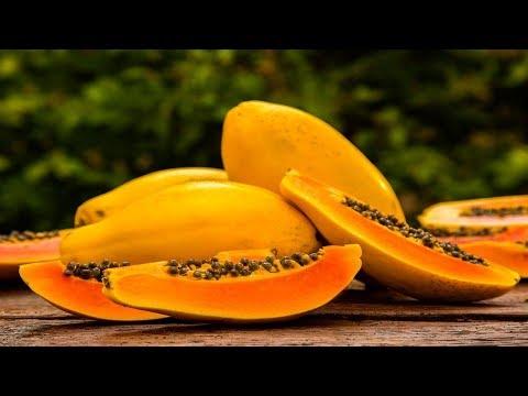 como eliminar los parasitos con semillas de papaya