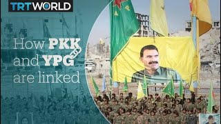 The PKK-YPG connection