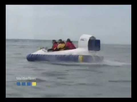 Hov Pod homemade Hovercraft Video 2