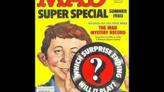 The MAD Magazine Mystery Record