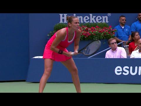 US Open Spotlight: Roberta Vinci defeats Serena (2015)